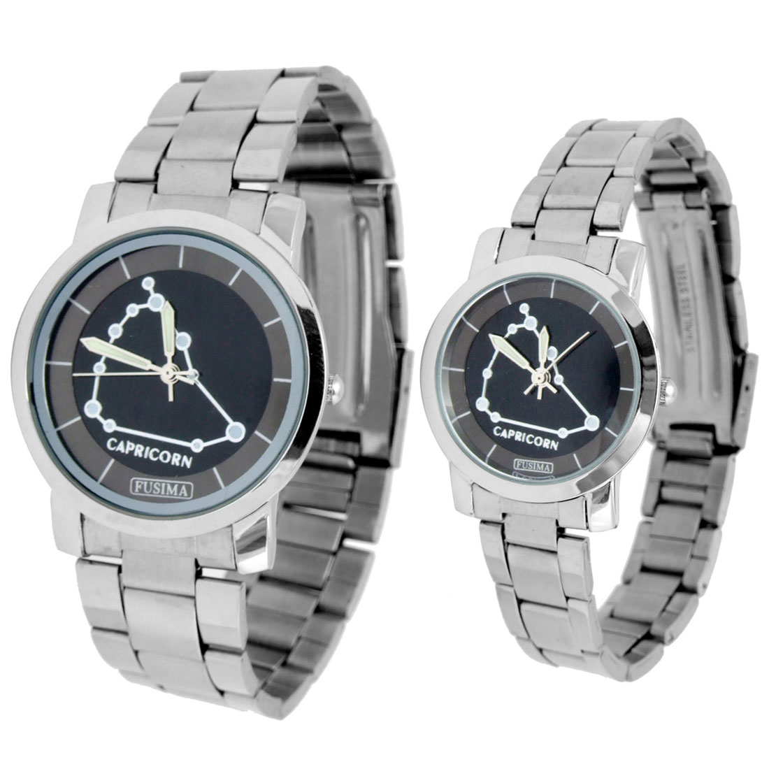 One Pair of Watches for Man's & Lady's Fere Wrist Watch