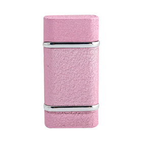 Mini Purple Cigarette Lighter Windproof Electronic Ignition