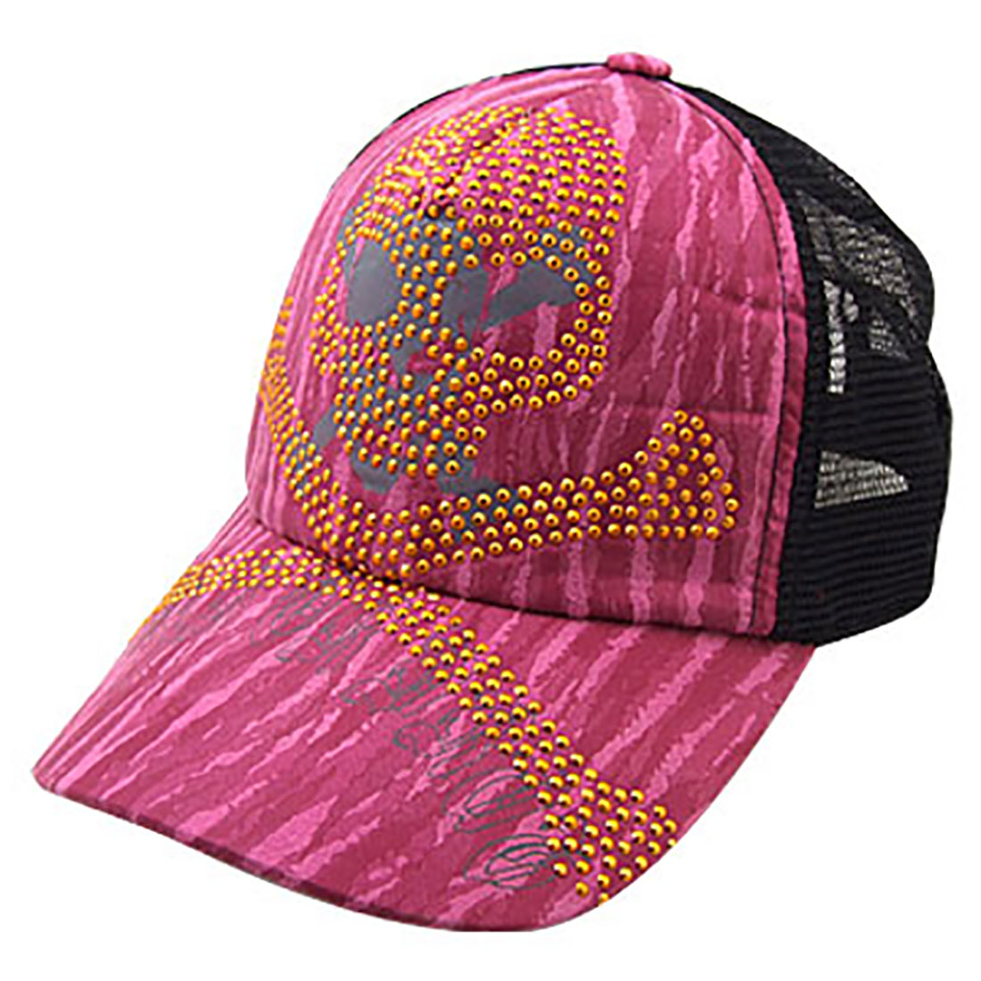 Purple Beach Meshy Sports Sun Visor Cap Hat