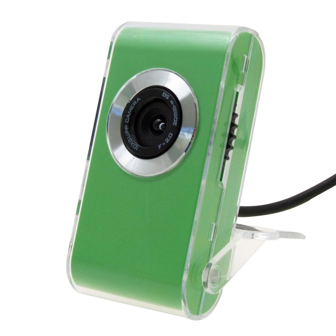 Drive-free 0.3 Mega Pixel Digital PC Camera USB Webcam for QQ