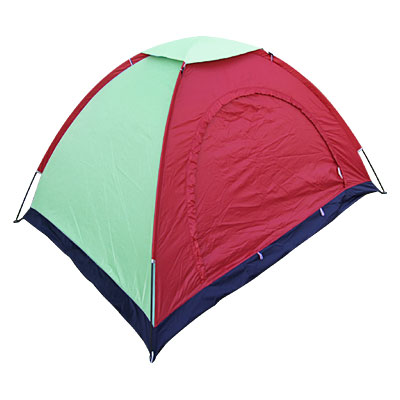 Indoor/Outoor Camping Camp Tent Rain Cover 2-3 Person Couple Family Dome w/ Stuff Bag