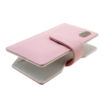 Mini Pink Leather Case for Nintendo NDS DS Lite