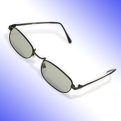De Luxe Aviator Black Frame Fashion Eyewear Sunglasses