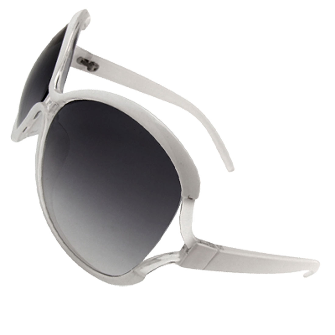 Charlize White Fashion Eyewear Sunglasses