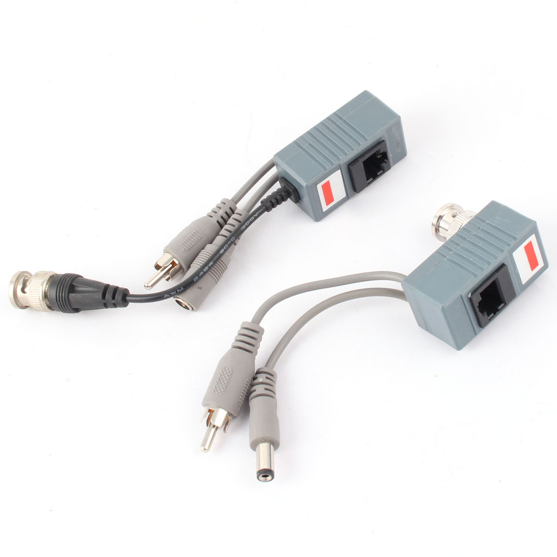 CCTV Camera Video Audio Power Balun UTP Network Transceiver