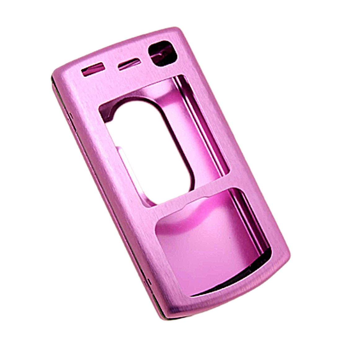 Aluminum Protector Hard Case with Hole for Nokia N70