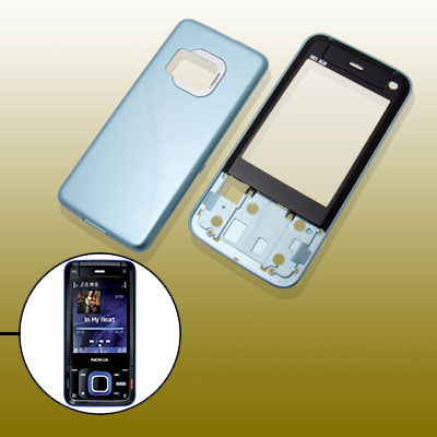 Baby Blue Housing Faceplate Cover for NOKIA N81