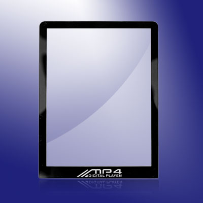 """2.4"""" Replacement Glass For """"Europa"""" MP4 Player(mp4 accessory mp105)"""
