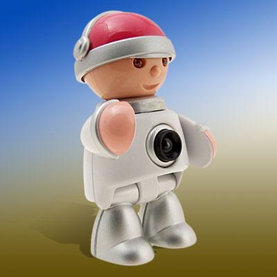 Lovely Boy 1.3 Mega USB Live Web Cam Camera