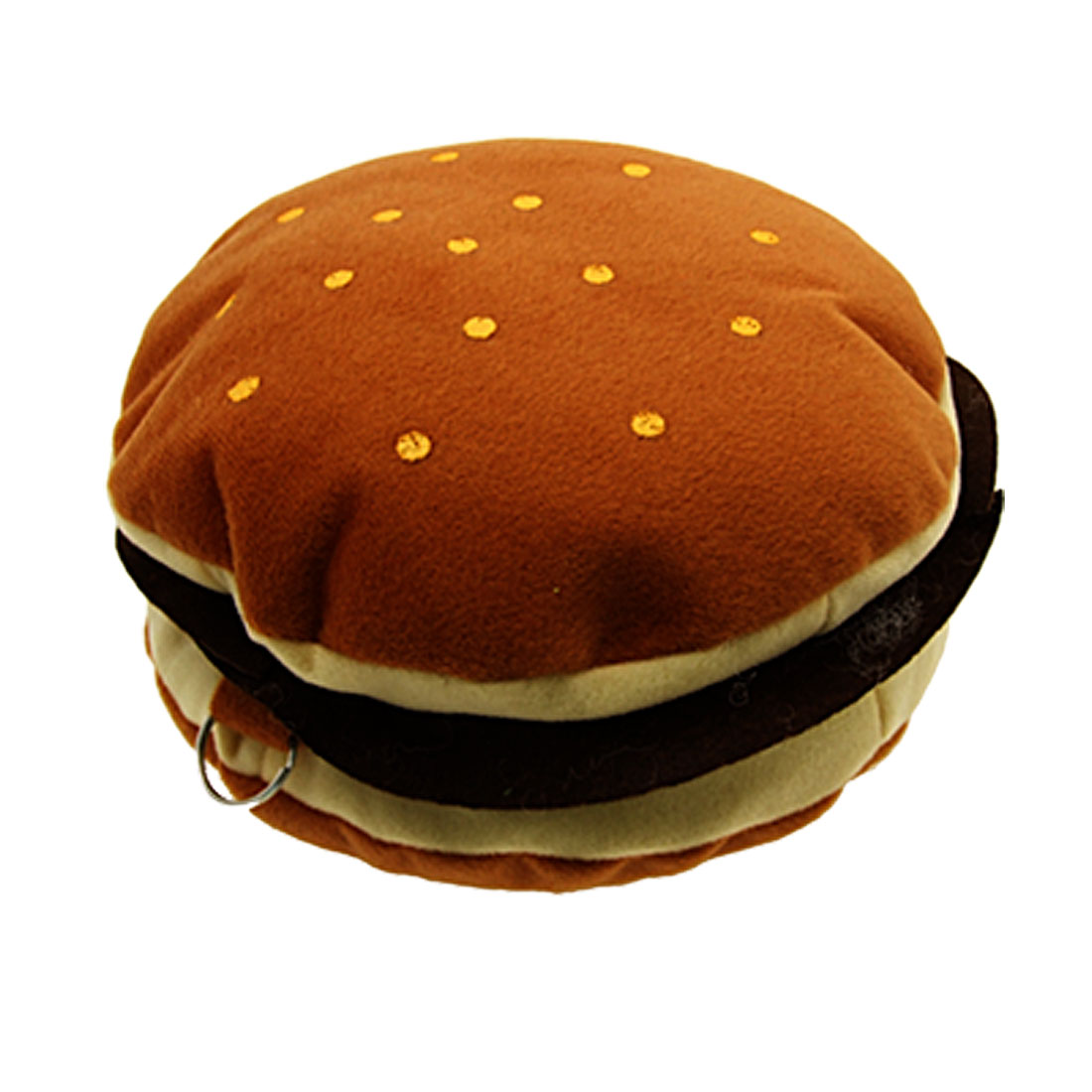Portable Hamburger CD DVD Carrying Case Bag 20 Disc
