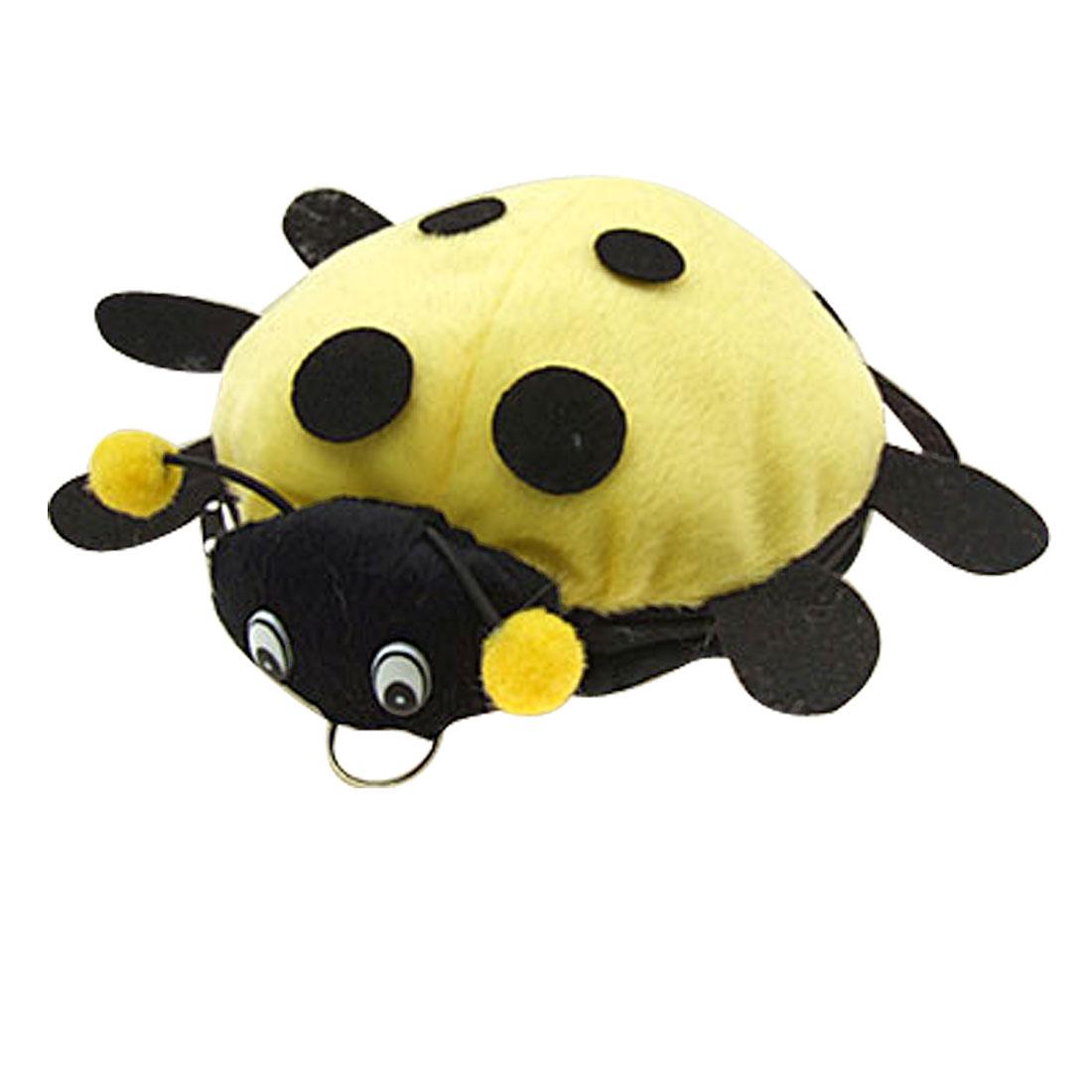 Ladybug Portable CD DVD Carrying Case Holds 12 Disks