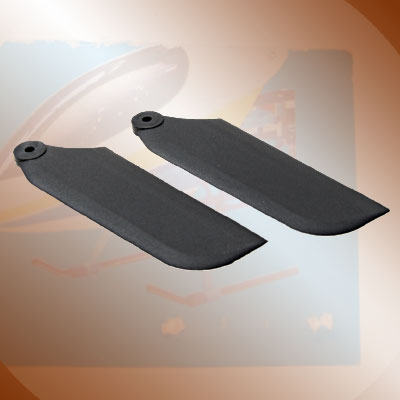 PM1135E Empennage RC Helicopter Parts Replacement for Pigeon 450M1 and T-Rex 450