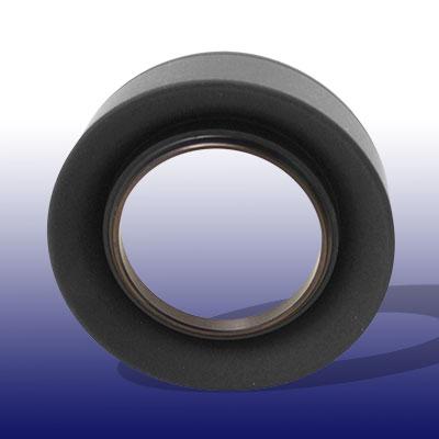 Size 62mm Digital DSLR SLR Camera Lens Hood Cover
