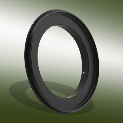 58mm Lens Reversal Filter Adapter for SLR Digital Camera
