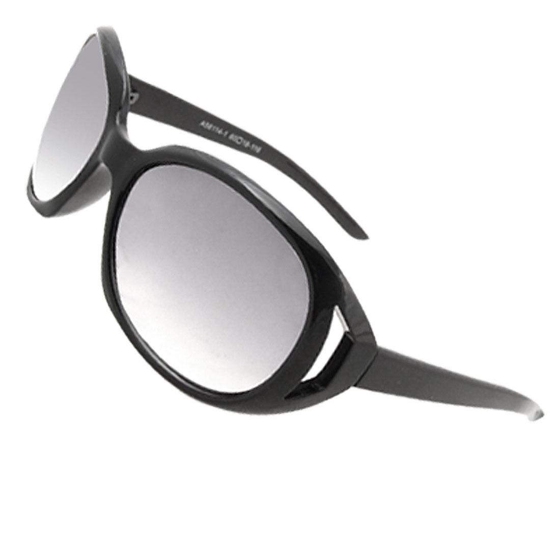New Fashion Style Black Lens Sunglasses