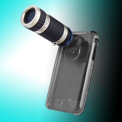 6x Optical Zooming Telescope for phone