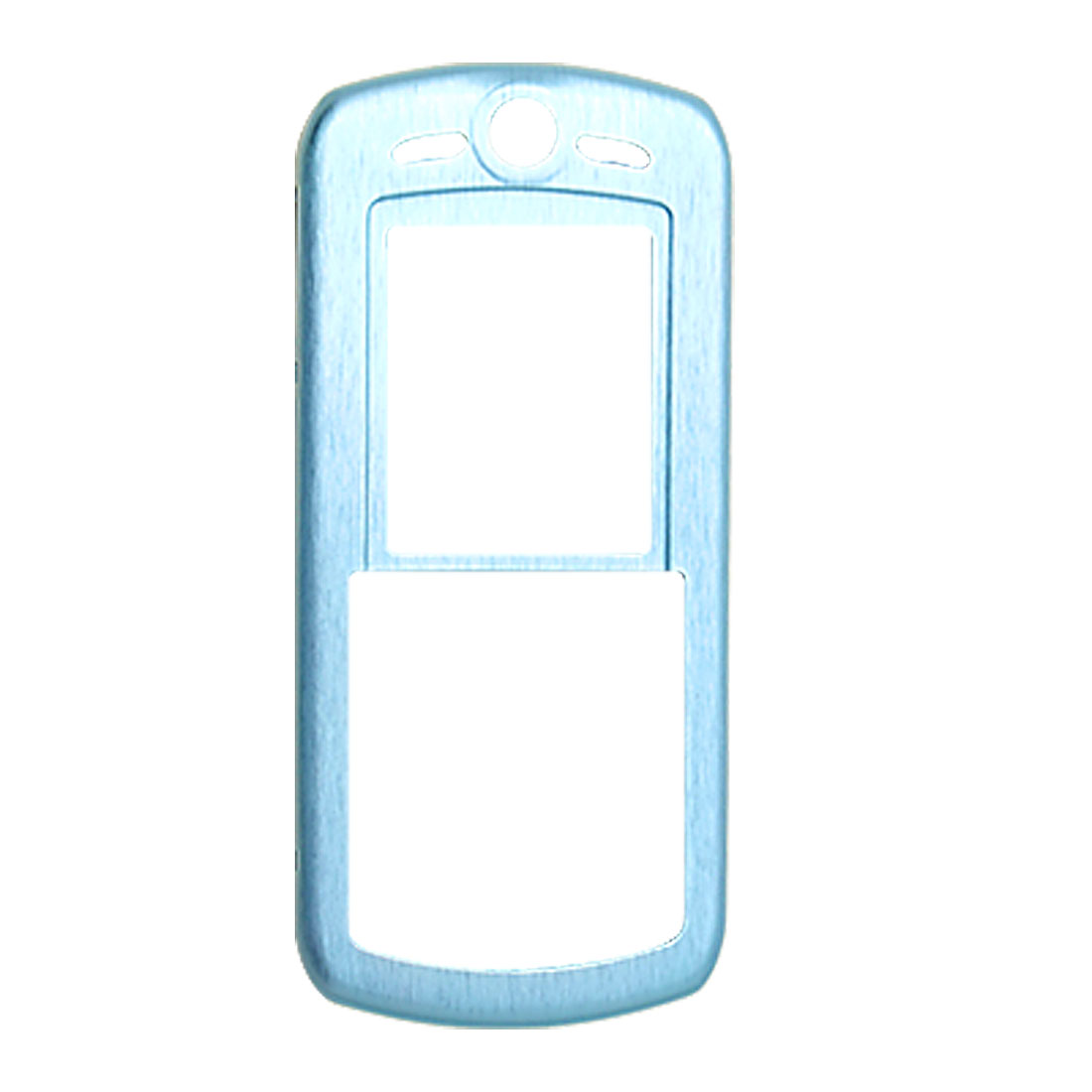 Super Slim Aluminum Metal Case Skin for Motorola L9 Sky Blue