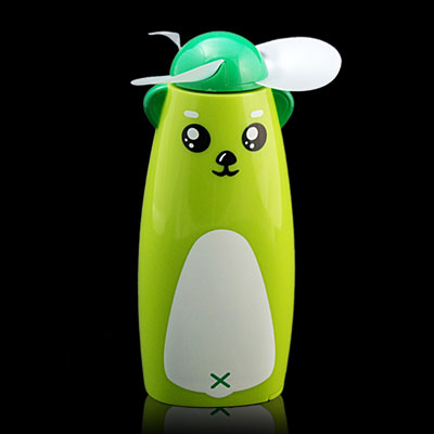 Unique Rabbit Personal Fan Battery Operated Mini Pocket Cooler