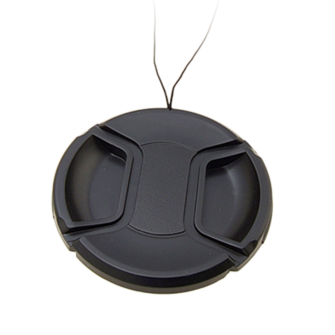 72mm Center Pinch Lens Cap Cover for Digital Camera