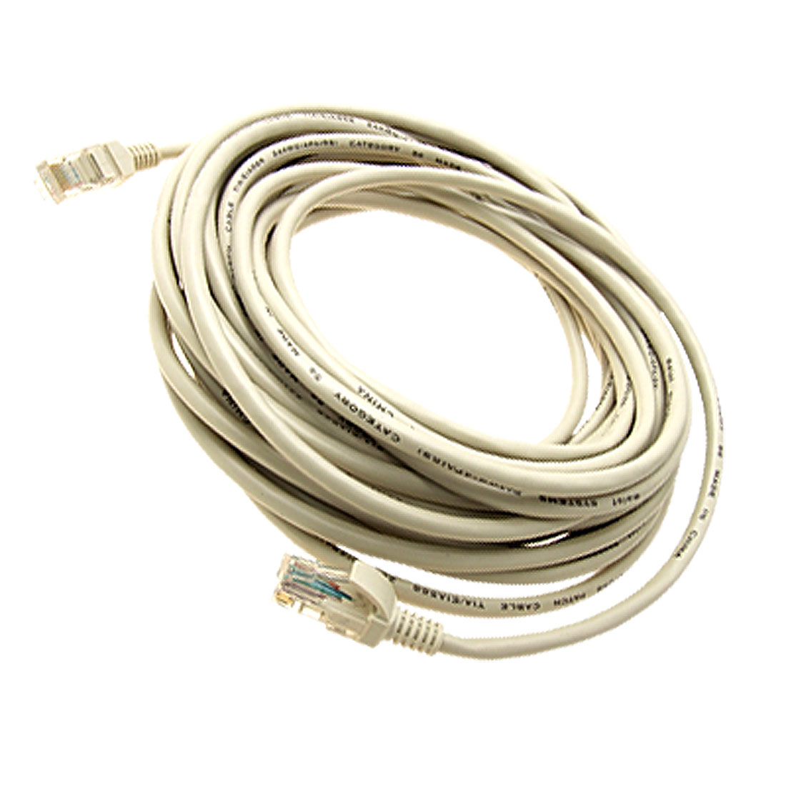 10M RJ45 Ethernet Lan Internet Network Extension Cable Line