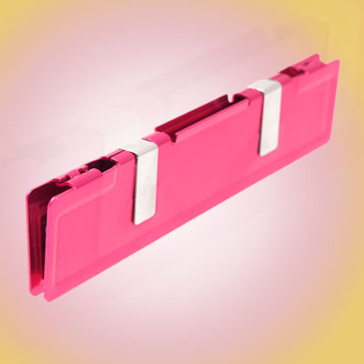 Amaranth Aluminum Heat Spreader For SDR DDR RAM Memory HeatSink
