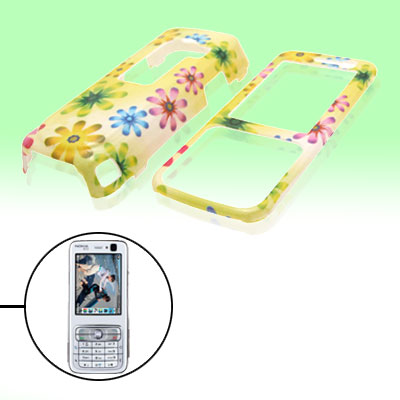 New Multicolor Plastic Hard Case Cover for Nokia N73