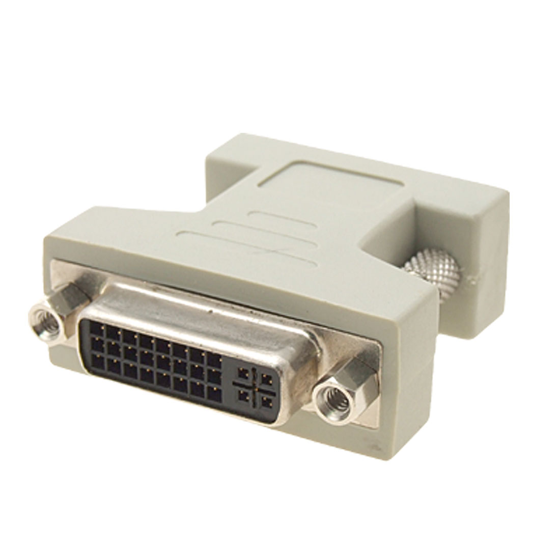 VGA Male to DVI-I Dual Link Female Converter Adapter