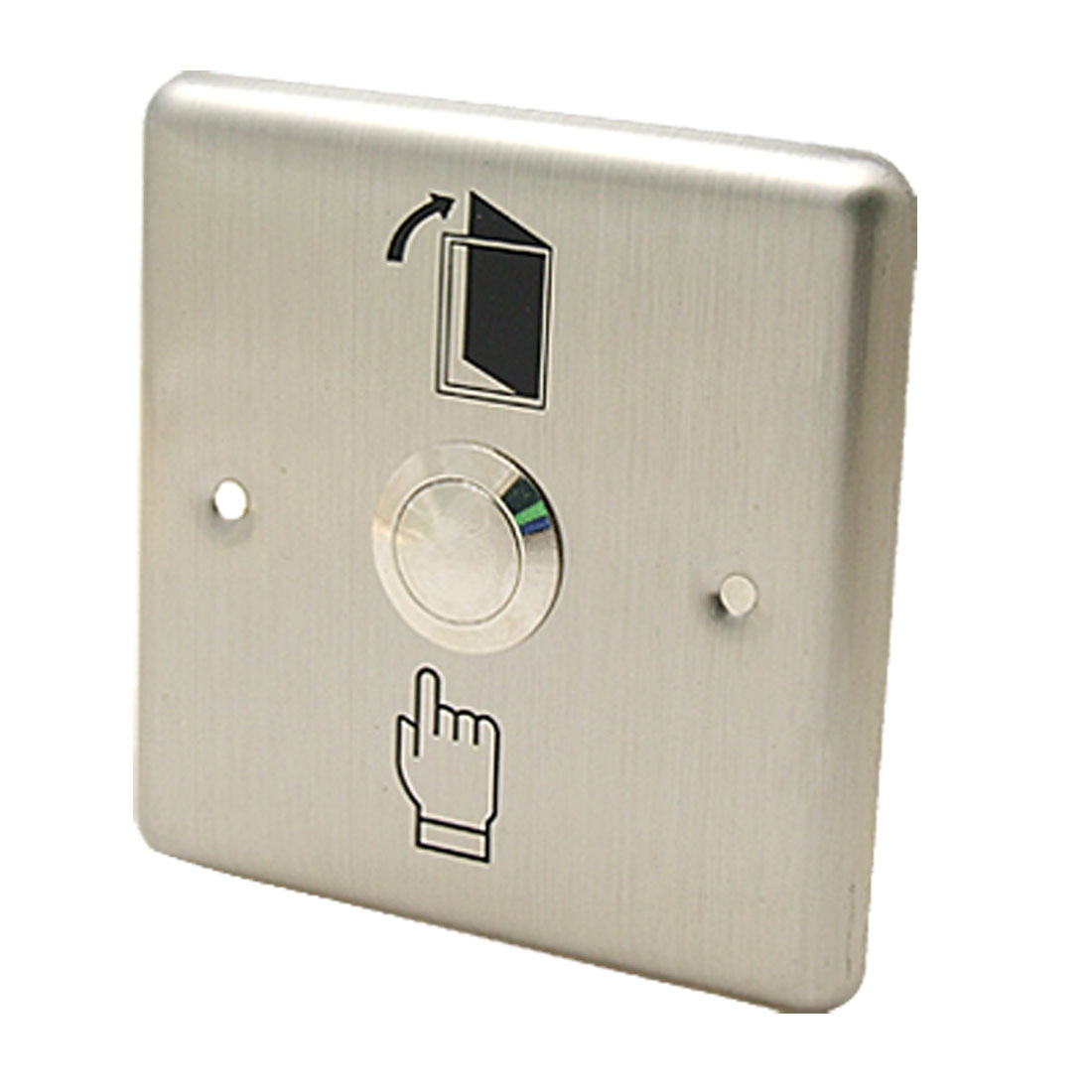 Stainless Steel Alternating Door Request to Exit Push Button Pushbutton Switch Lock