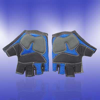 Fingerless Sports Driving Mountain Bike Gloves Small Size
