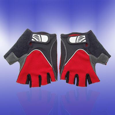 New Sports Driving Fingerless Mountain Bike Gloves Large Size