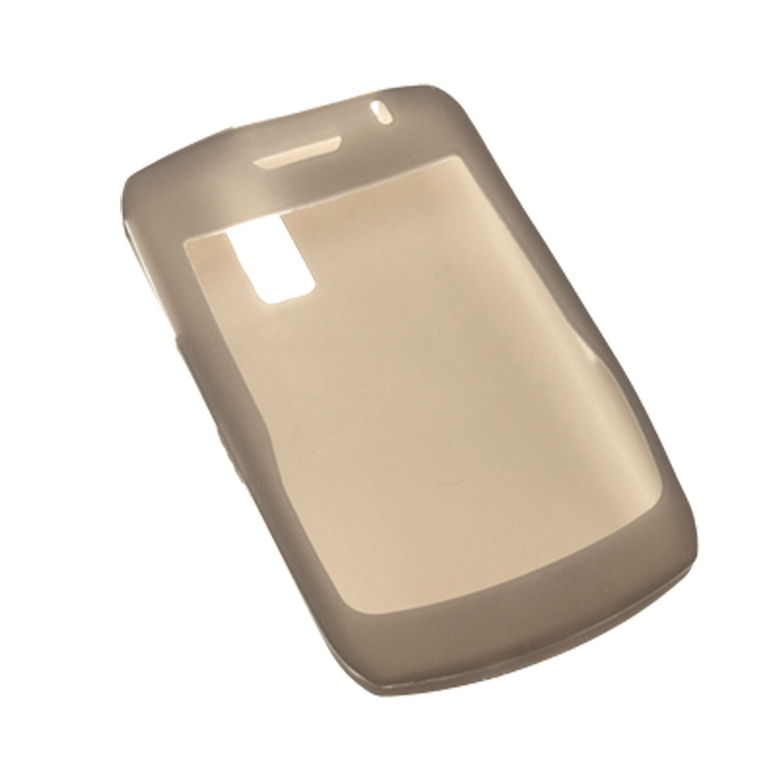 Gray Silicone Skin Case for BlackBerry Curve 8300 8310 8320
