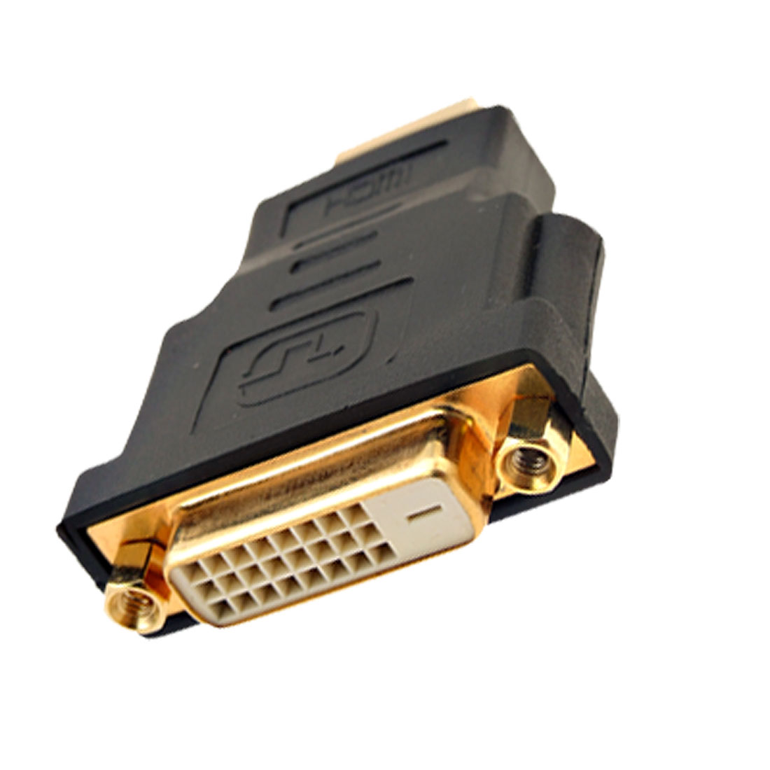 TV DVI-D Dual Link Female To HDMI male Adapter