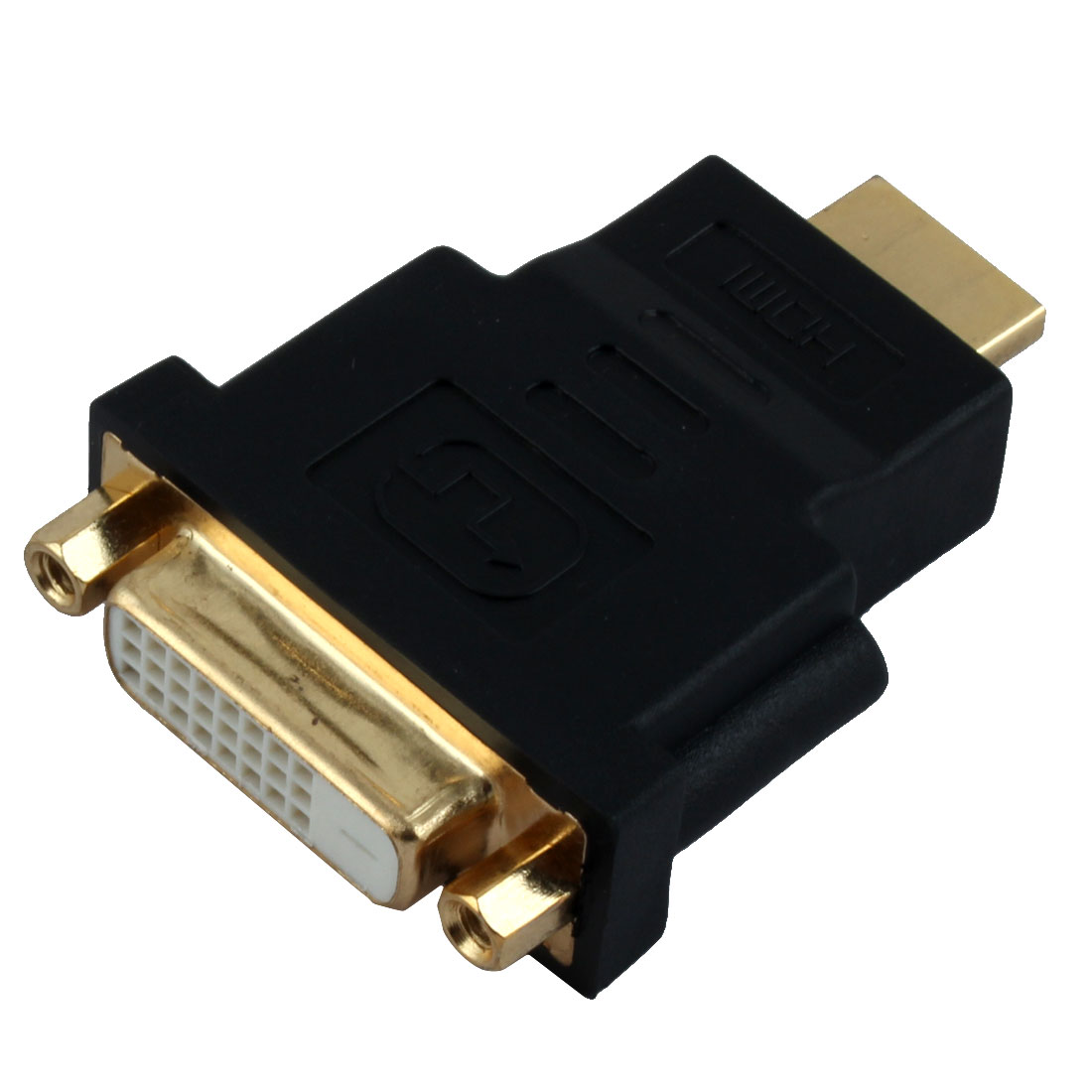 TV DVI-D Dual Link Female To HDMI Female Adapter