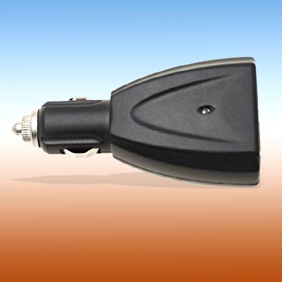 4 Port USB Car Charger + Digital Audio FM Transmitter for Mp3
