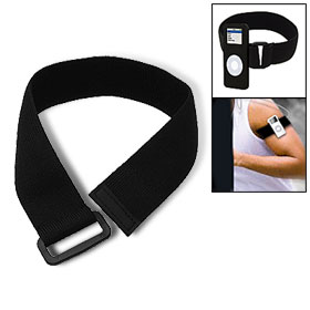 Sports Jogging Strap Velcro Armband for iPhone iPod Nano