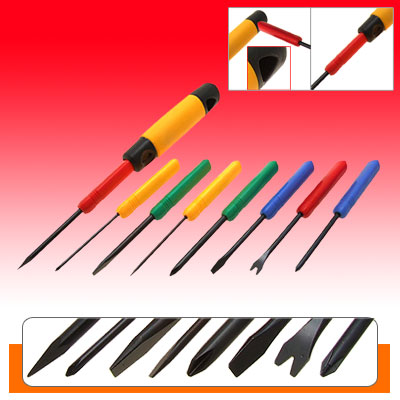 8 in 1 Long Touch Insert-type Screwdriver Set