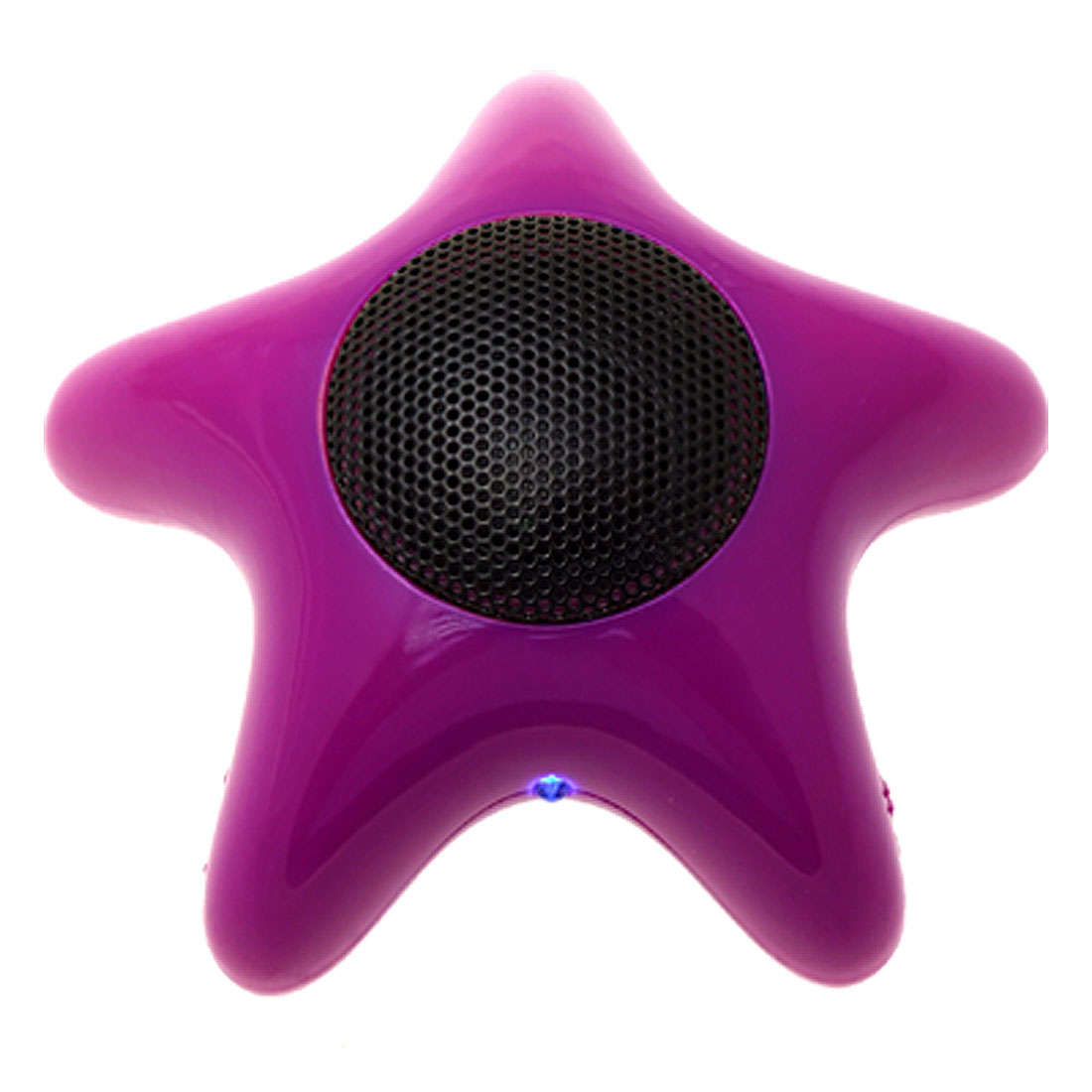 Pocket Starfish Speaker for PC Notebook Laptop Desktop Amaranth Pink