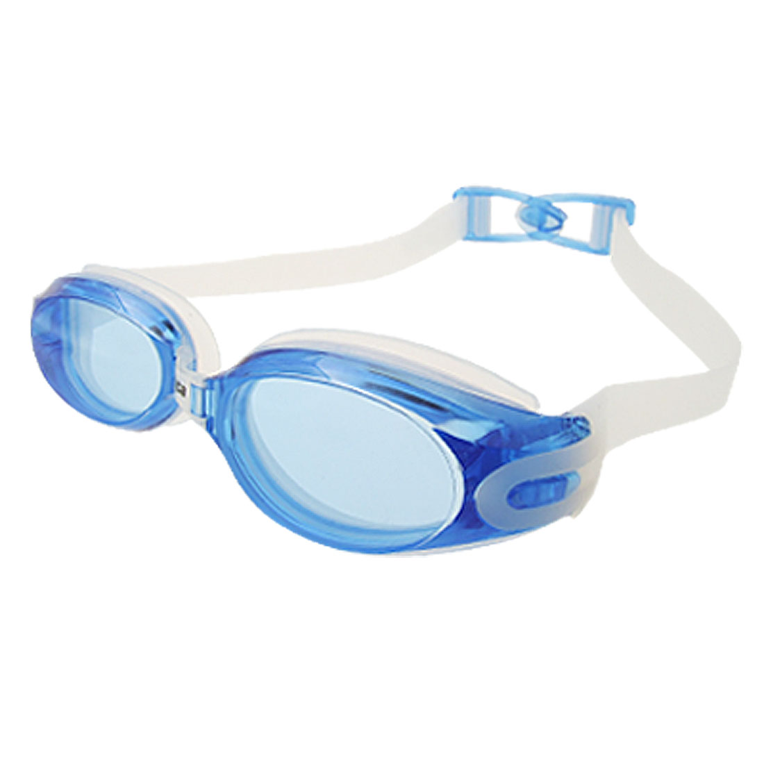 Bright Blue Frame Sports High-qualified Swimming Pool Swim Goggles Anti Fog