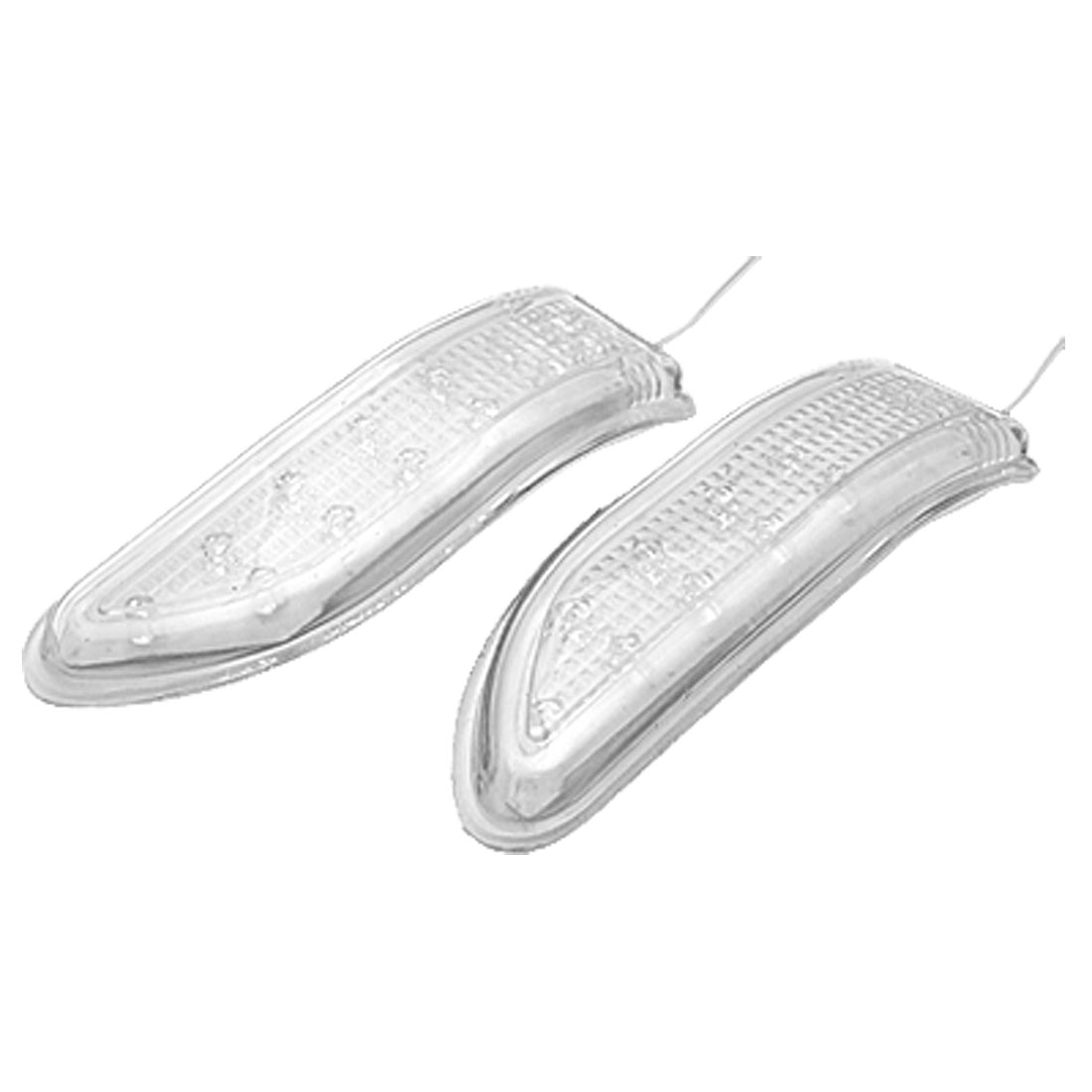 Car Auto 13 LED Soft Indicator Turn Light Lamp 2 PCS (FG-36)