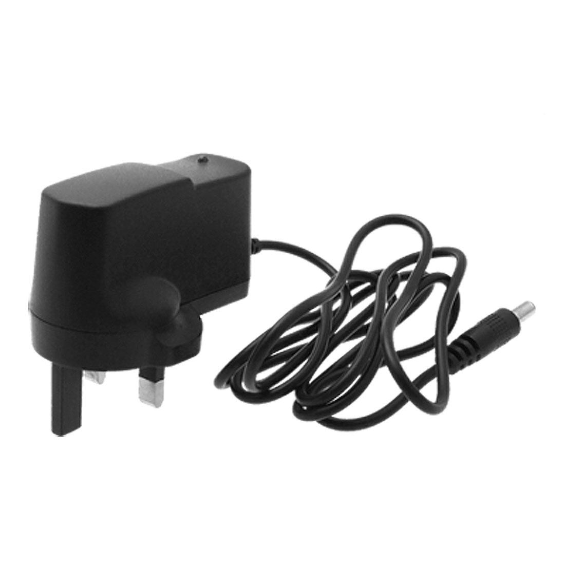 UK Plug 100V-240V Power Supply 12V 1A Charger Connector for CCTV Camera