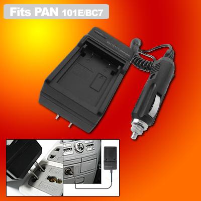 Panasonic CGR-101E DMW-BC7 Camera DMC-F7 US Plug Battery Charger