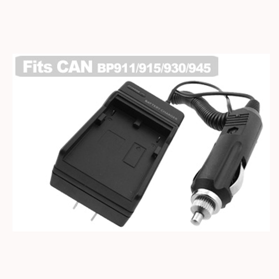 US Plug AC100-240V Camera Battery Charger for Canon BP911 BP915 BP930 BP945