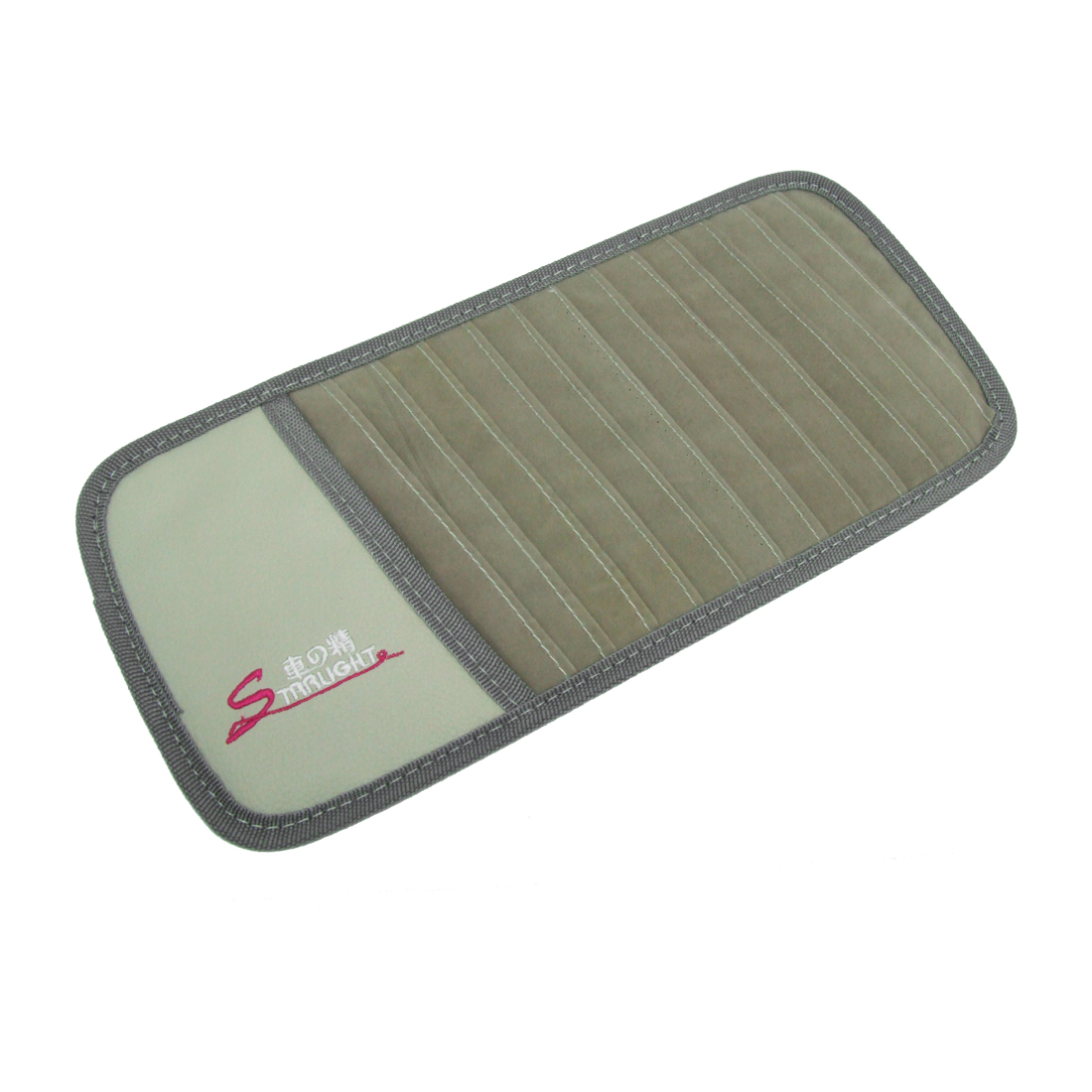 Take 12 Pcs CDs Car Auto Visor CD Organizer Bag Holder (SL-277)