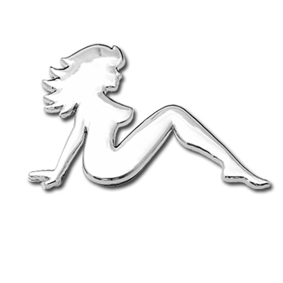 Sexy Belle Car Auto Decoration Sticker Emblem Logo Badge (HL-6032)