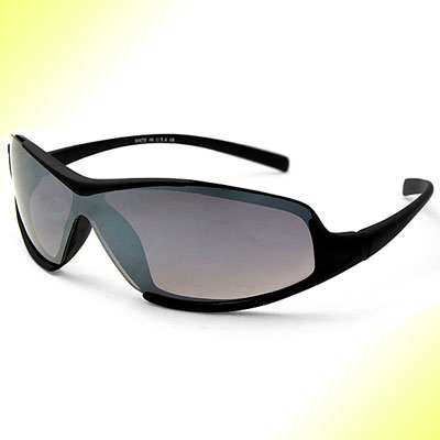 Black Soft Frame Fashion Eyewear Ladies Sunglasses