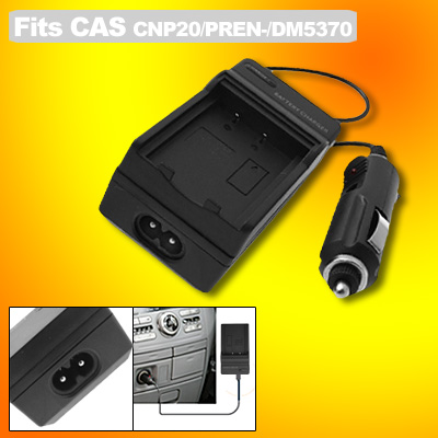 Digital Camera Battery Home Travel Charger For NP20/Premier DM5370 AC100V~240V
