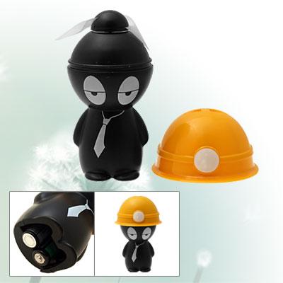 Taskmaster Design Mini Pocket Personal Fan Air Cooler Cooling