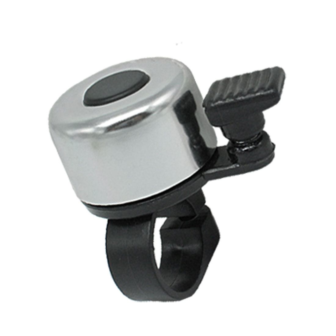 Silvery Black Columniform Bike Bicycle Bell