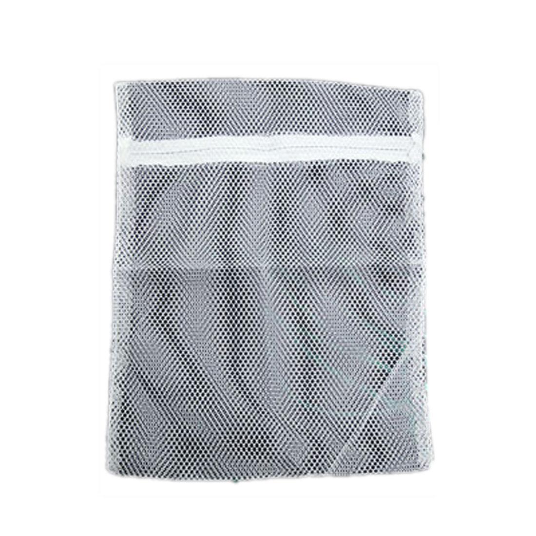 Zipper Mesh Delicates Lingerie Clothes Wash Laundry Bag