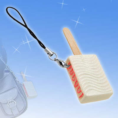 String Strap Popsicle for Mobile Phone iPod